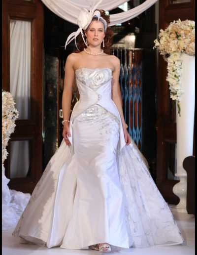 Exclusief design bruidsmode